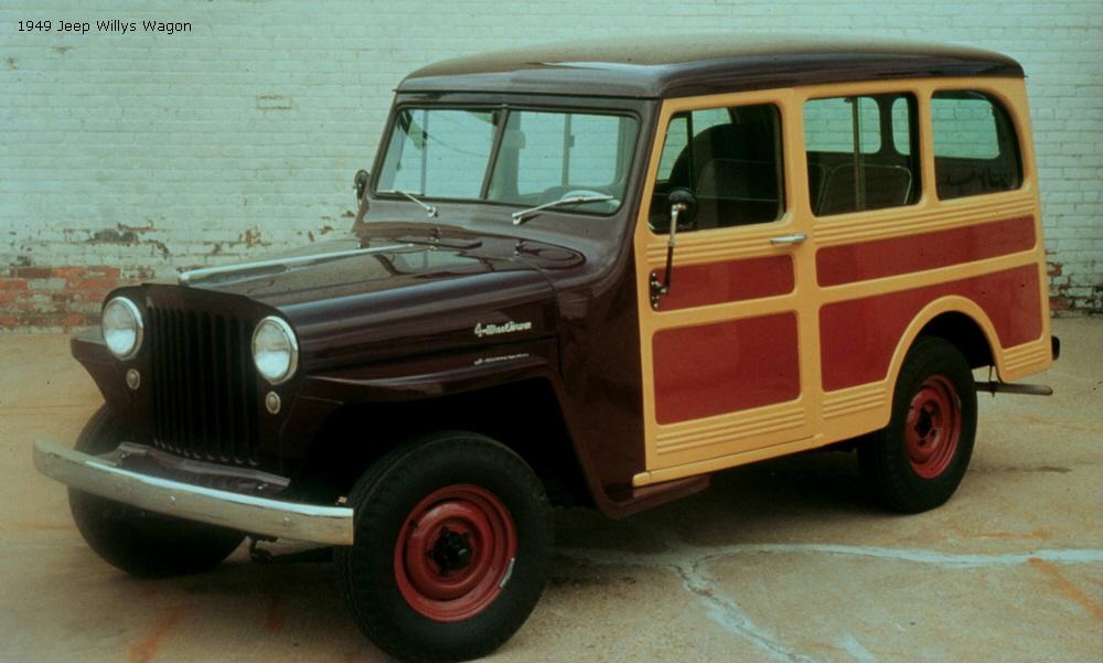 Jeep Station Wagon 1949