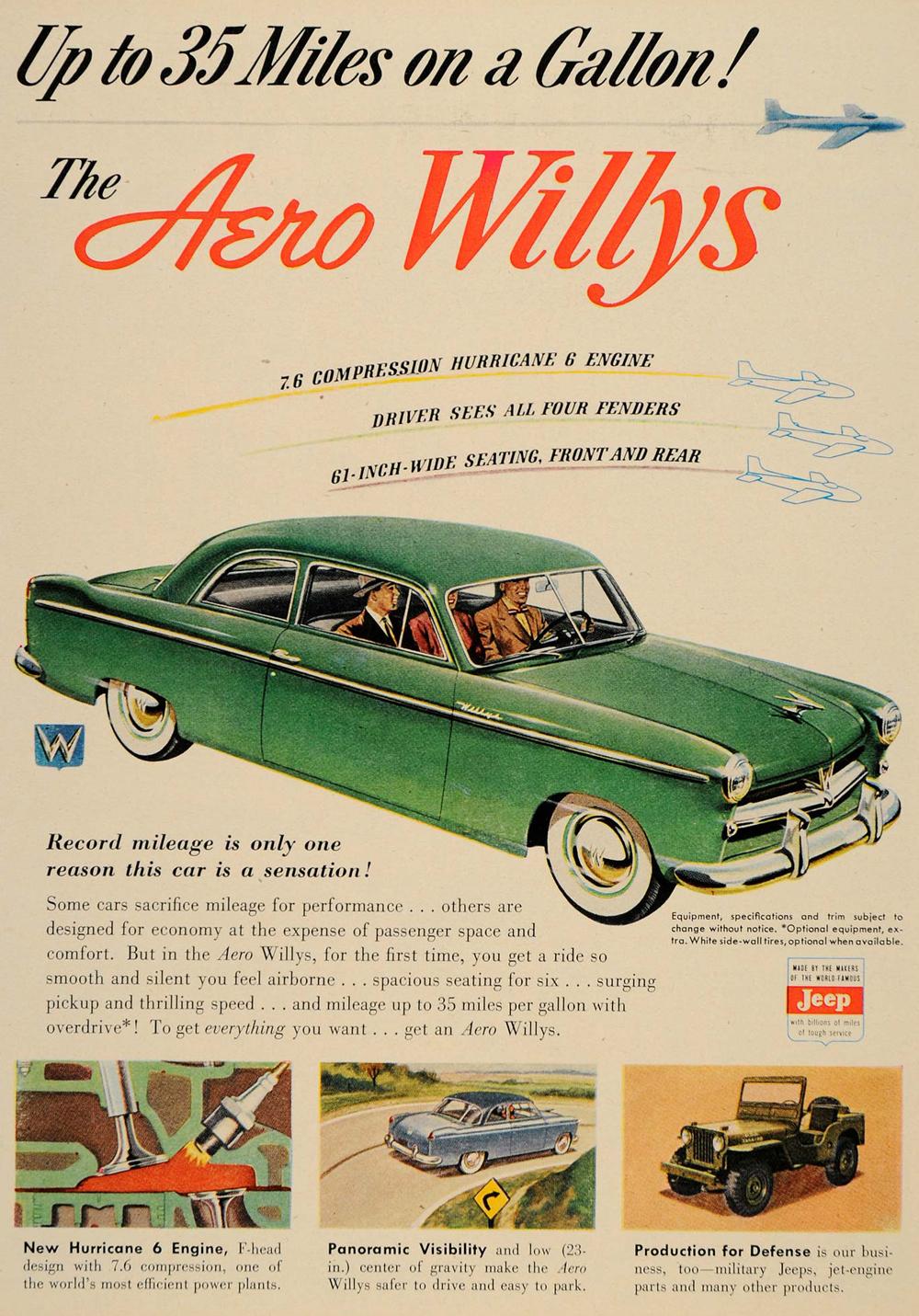 Willys Overland Motor Company History