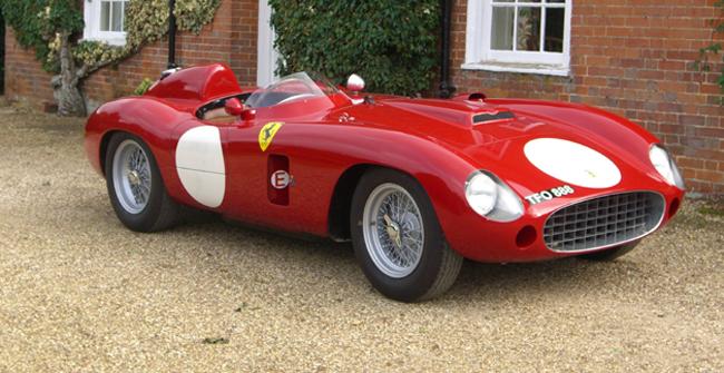1953 To 1957 Ferrari Monza Racing History