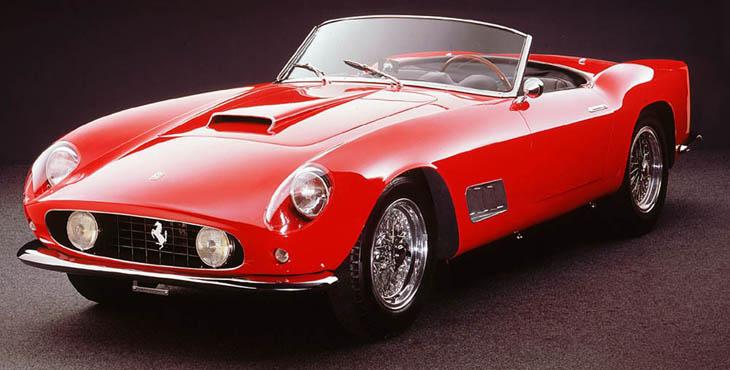 1957 Ferrari 250 California