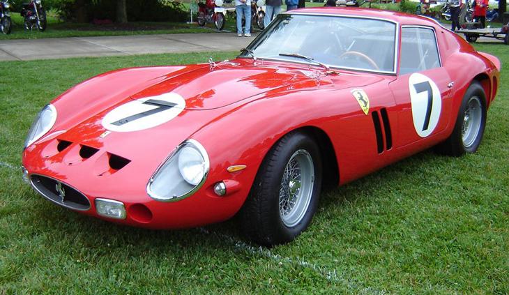 1963 Ferrari 250 GTO sells for $52 million | Digital Trends