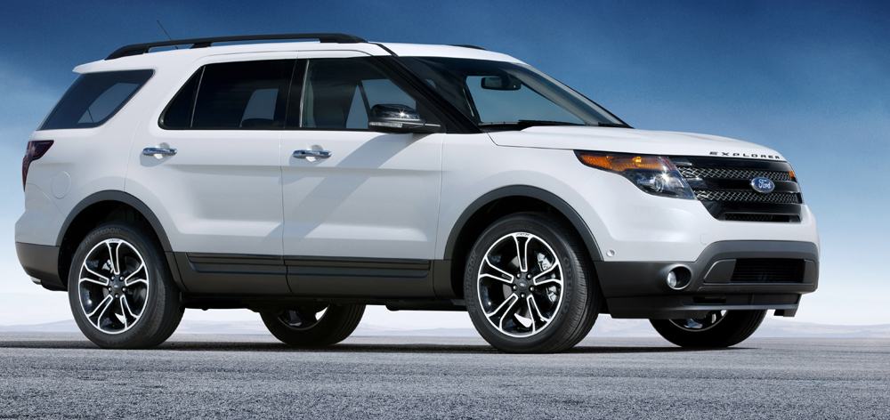 2014 Ford Explorer Sport Review