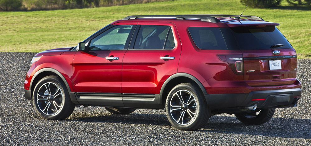 2014 ford explorer sport review. Cars Review. Best American Auto & Cars Review