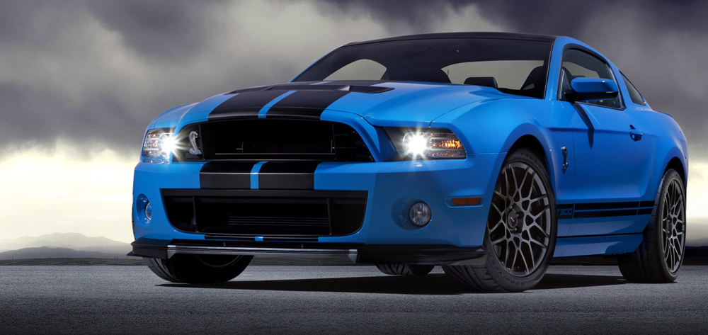2014 Ford Shelby GT500 review