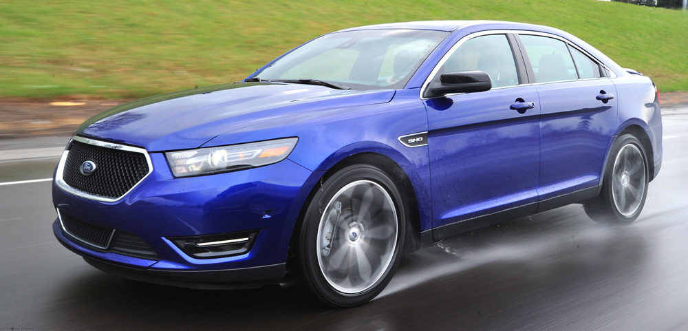 2014 ford taurus sho review. Black Bedroom Furniture Sets. Home Design Ideas