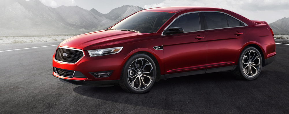 Superior Auto Group >> 2014 Ford Taurus SHO review