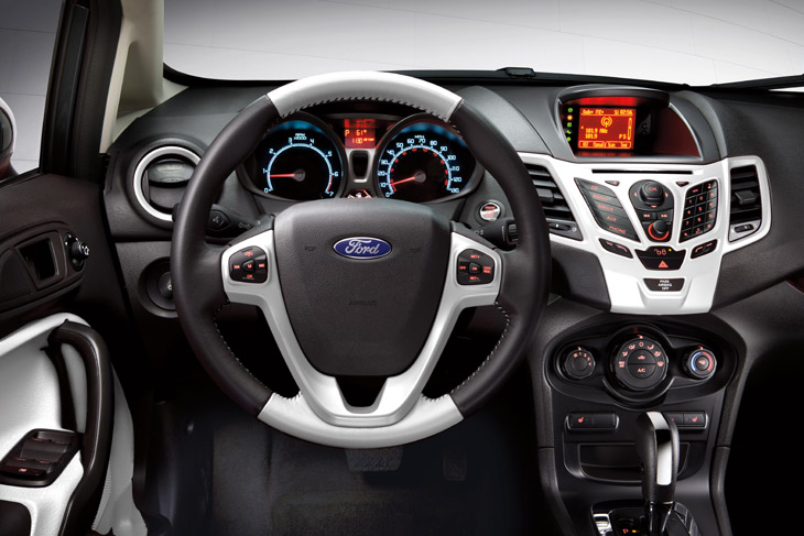 Fiesta Enters The 2012 Model Year In North America With Two New Interior Style Packages An Expanded Sport Appearance Package And Across Board