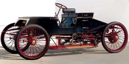 1901 Ford Sweepstakes Race Car & Ford Motor Company History markmcfarlin.com