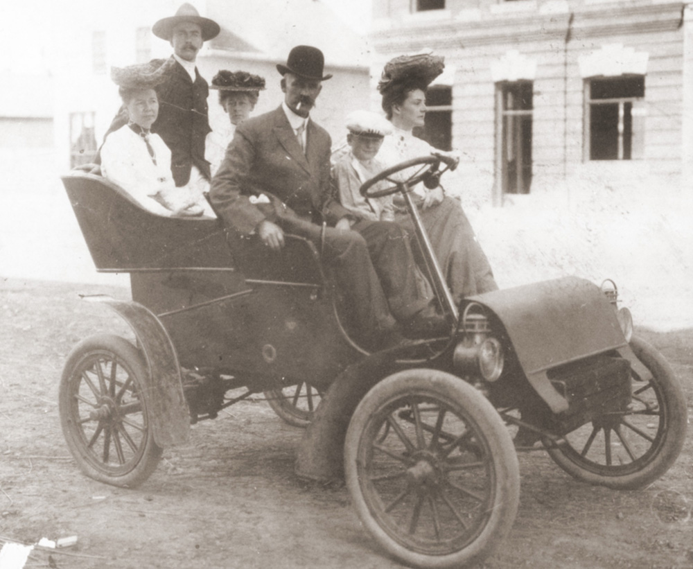 Ford Model A from 1903
