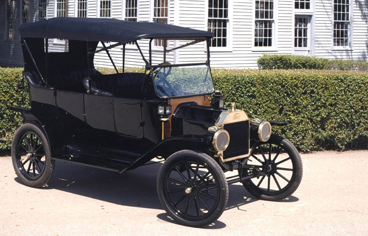 Ford Model T 1908 to 1927