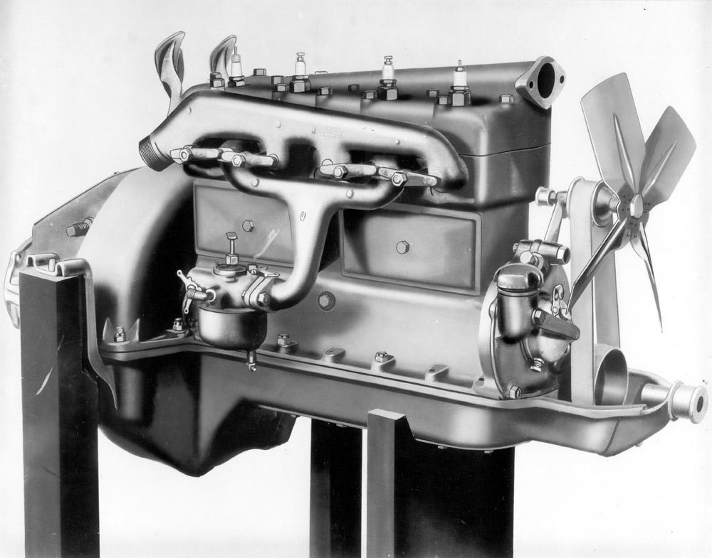 Henry Ford Model T 1908