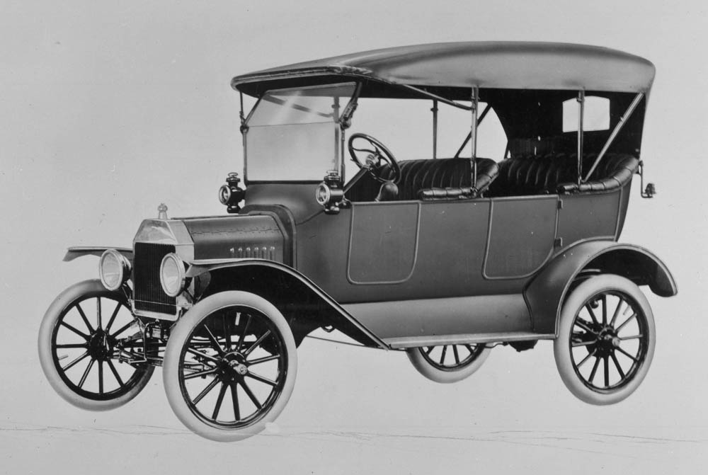Model T Car: 1920 To 1924 Page 3