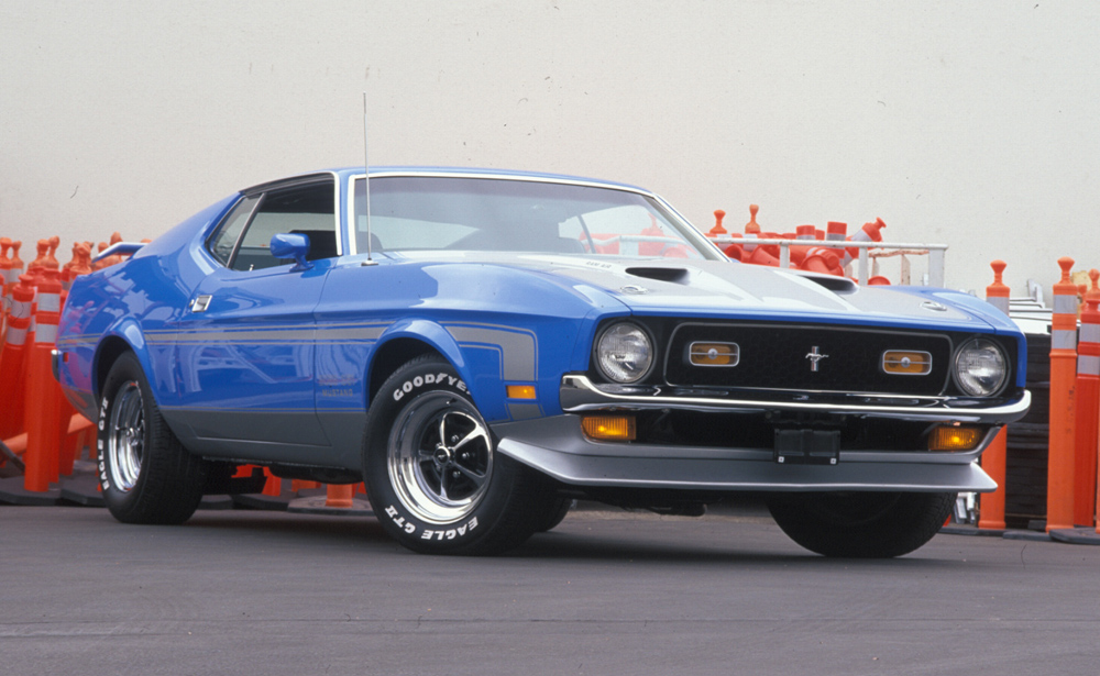 dating game host 1970 mustang