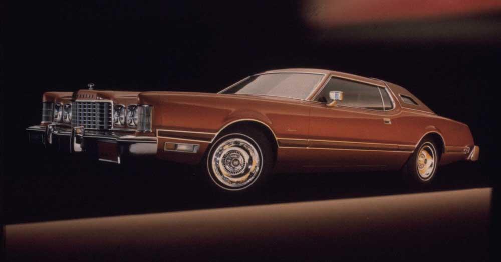 1975 Ford Thunderbird