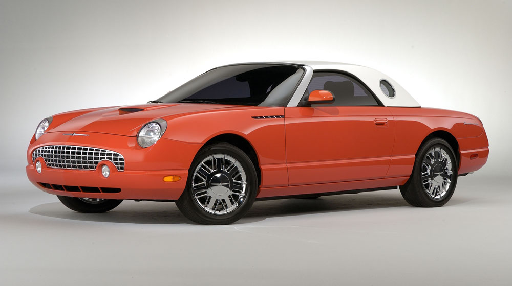 2003 Limited Edition 007 Thunderbird