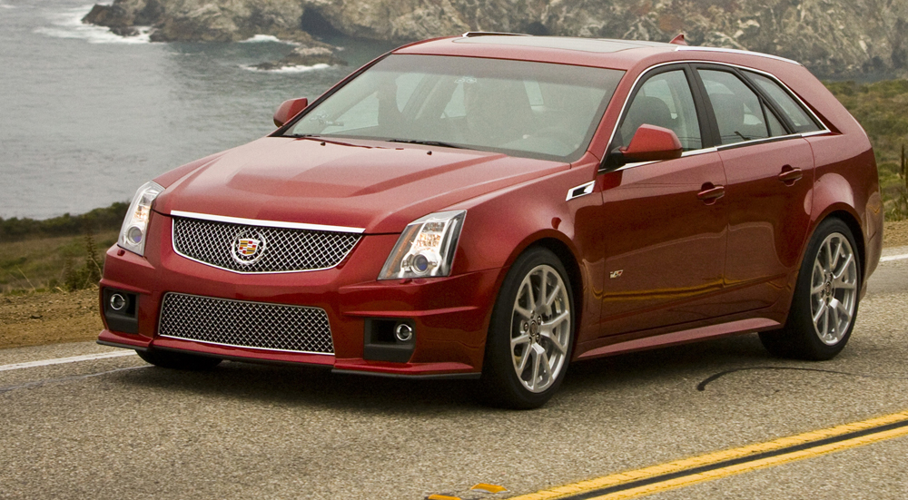 2014 cadillac cts v wagon. Black Bedroom Furniture Sets. Home Design Ideas