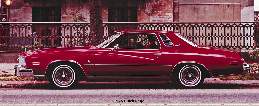buick regal from 1973 to 2004. Black Bedroom Furniture Sets. Home Design Ideas