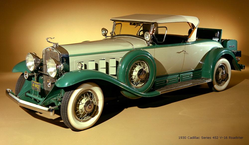 A Cadillac V W Hv Ca A