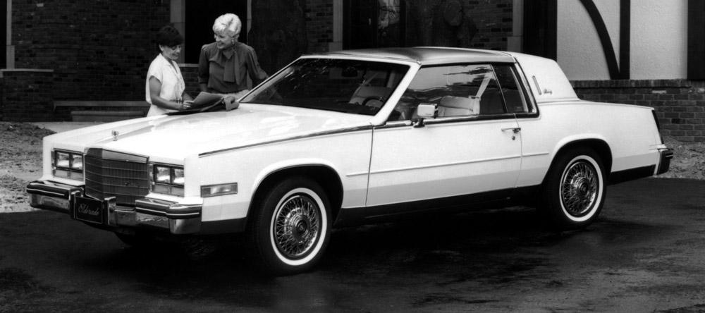 1960 to 1979 Cadillac Eldorado & Coupe deVille