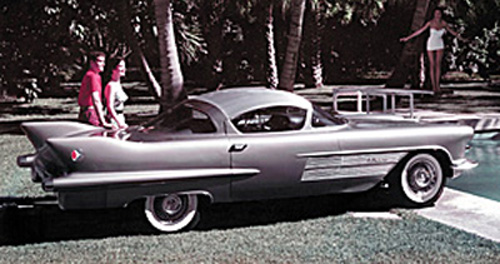 Cadillac Of New Orleans >> 1950's Cadillac Dream Cars and Concepts