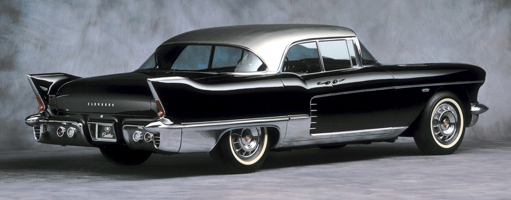1957 and 1958 Cadillac Eldorado Brougham