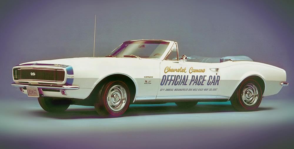 1967–1969 Chevrolet Camaro
