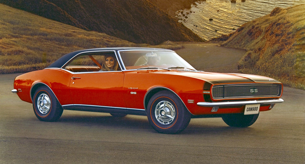 1967 1969 Chevrolet Camaro