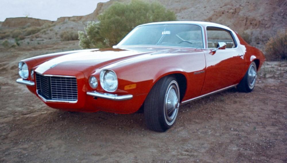 Ch Auto Sales >> 1970–1981 Chevrolet Camaro