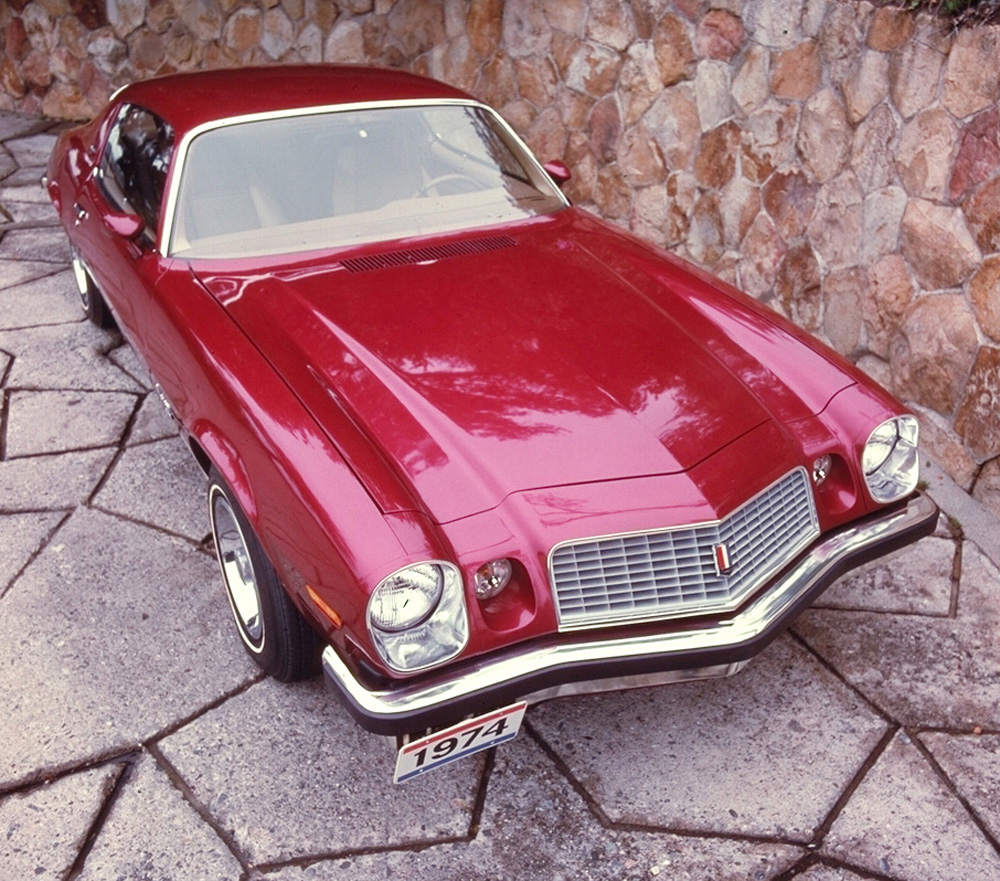 1970 1981 Chevrolet Camaro