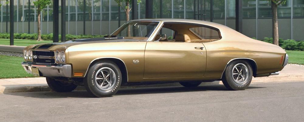 1968 1972 Chevrolet Chevelle - Second generation