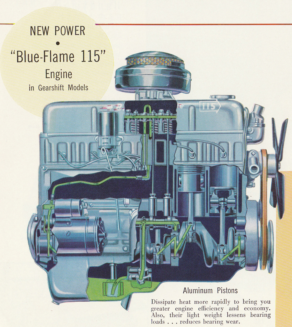 235 Chevy Engine Diagram Electrical Diagrams Forum Gm 1954 Chevrolet Library Of Wiring U2022 Rh Sv Ti Com