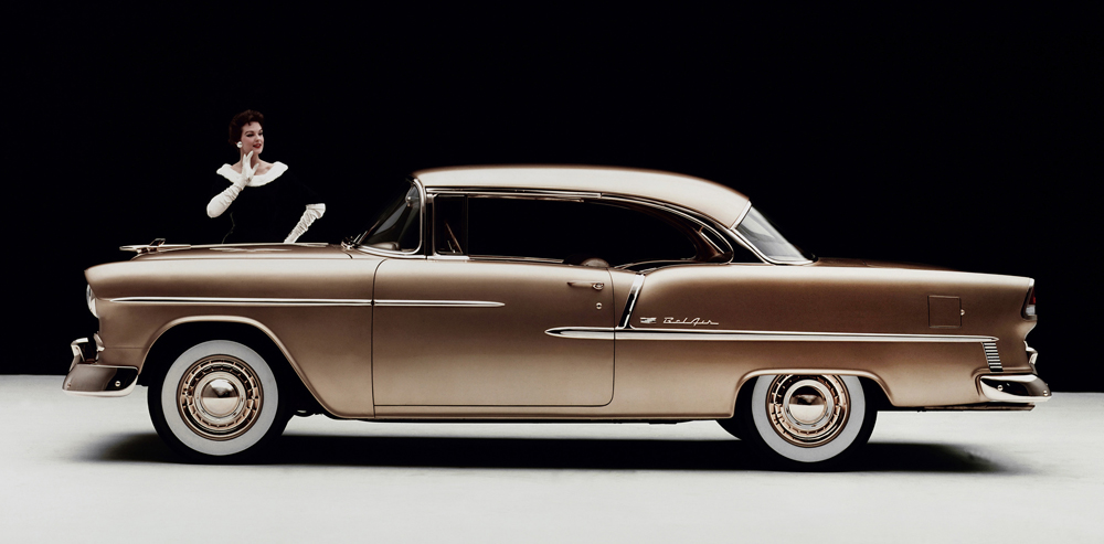1955 U20131957 Chevrolet Bel Air