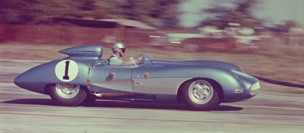 National Corvette Museum >> 1957 Chevy Corvette SS