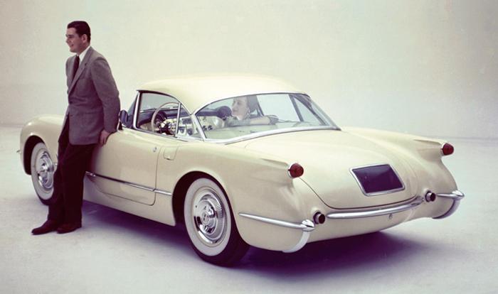 Corvette Chevy Nomad AAT Station Wagon 1953 Conversion ...