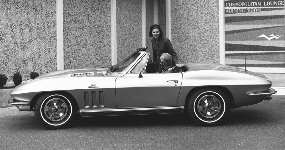1963 To 1967 Corvette