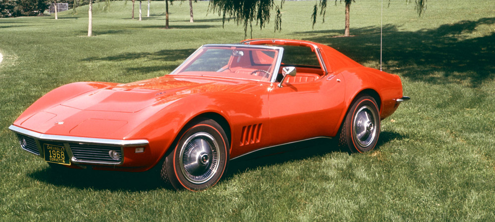 T Top Cars >> 1968 to 1982 Corvette