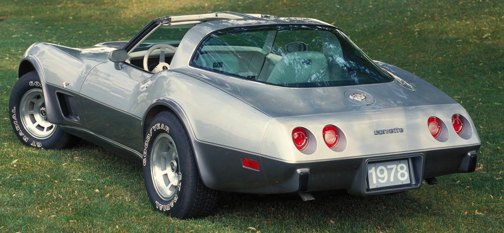 1968 To 1982 Corvette