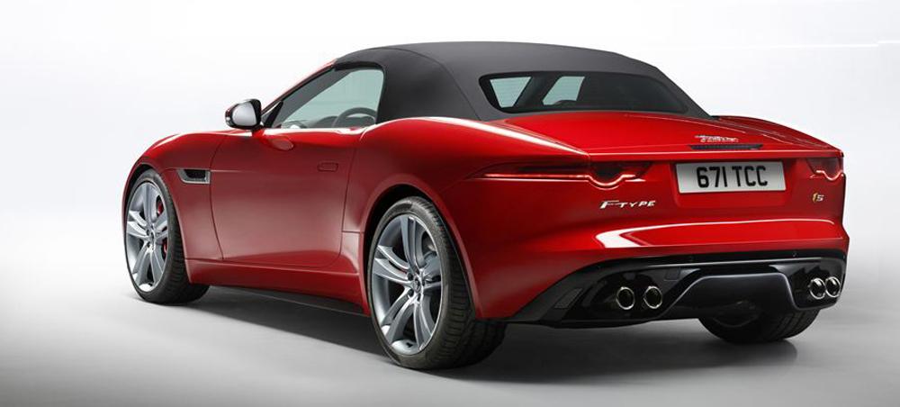 Jaguar F Type Company Car Tax