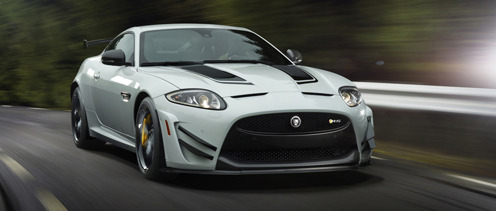2014 Jaguar XK Coupe And Convertible