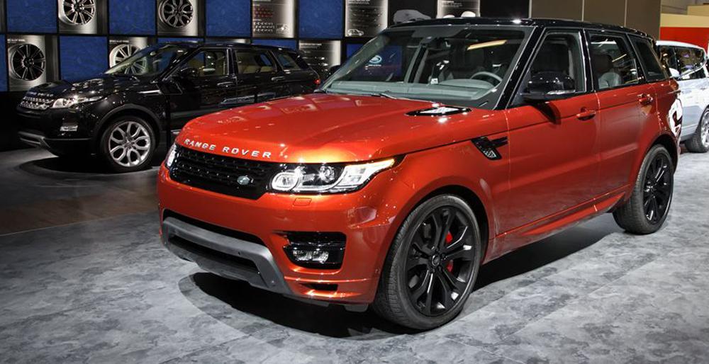 2014 Land Rover Model-Line