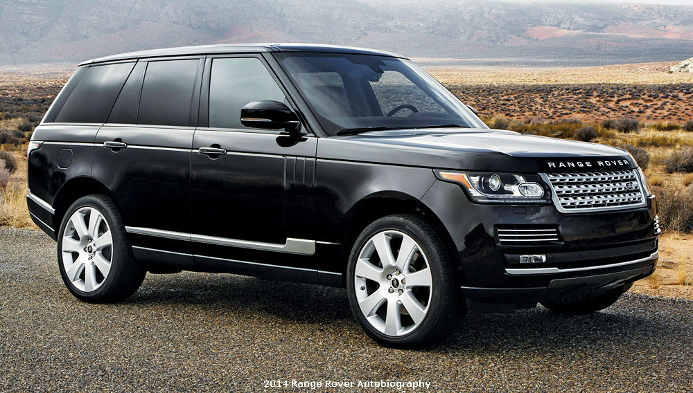 2014 Range Rover All Models Review