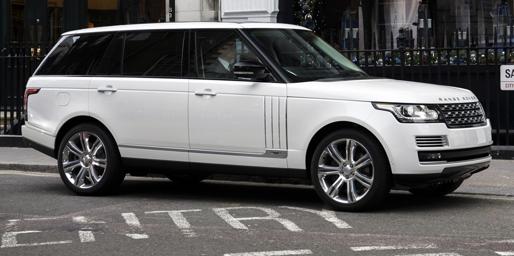 2014 Land Rover Range Rover Long Wheelbase Autobiography