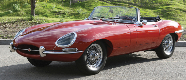 1965 jaguar roadster