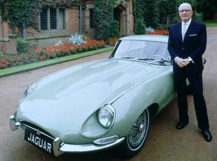 Sir William Lyons Founder Of Jaguar Car
