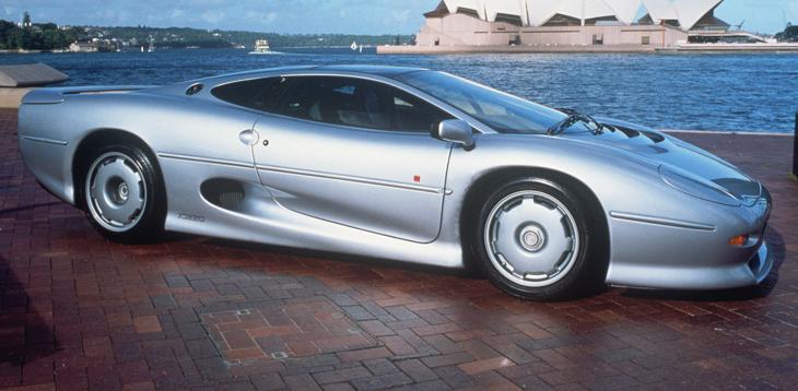 Jaguar Supercar