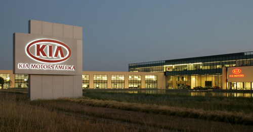 Kia motors for Kia motor company usa