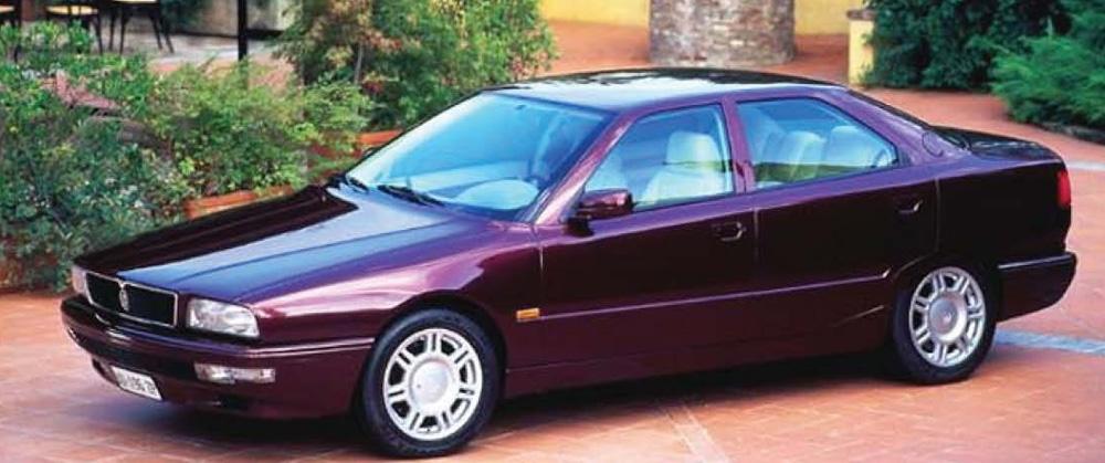 1994 1998 Maserati Quattroporte 4