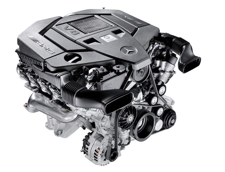 2012 mercedes benz 5 5 liter v8 engine for Mercedes benz v8 engine