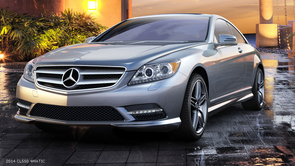 2014 Mercedes Benz Cl Flagship Coupe