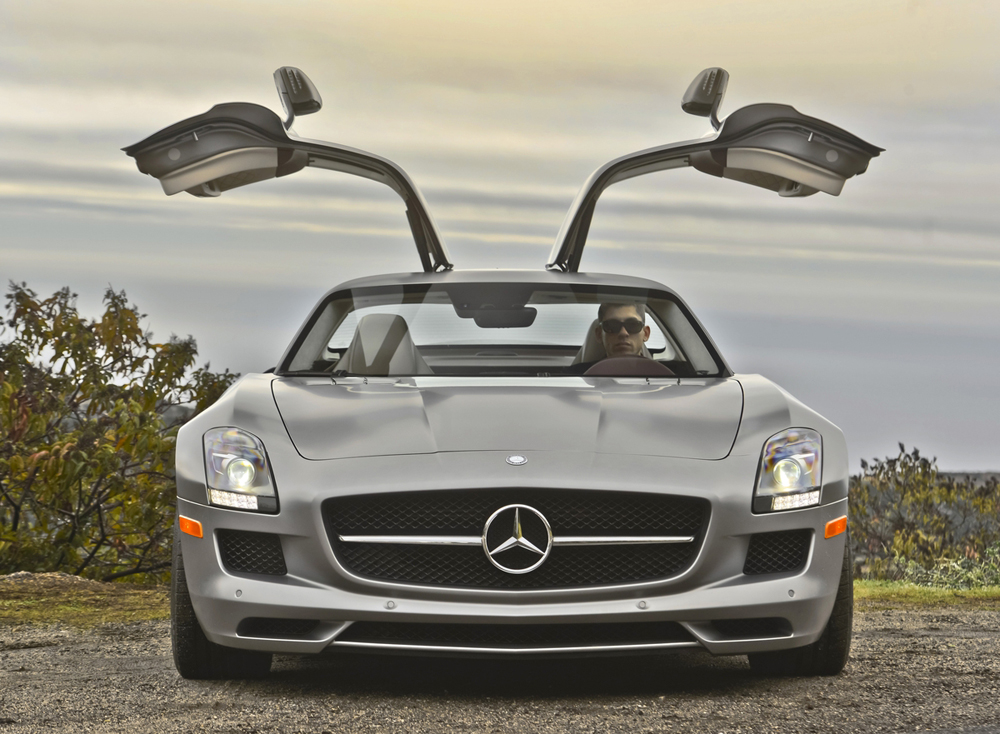 2014 Mercedes Benz Sls Amg Technical Data